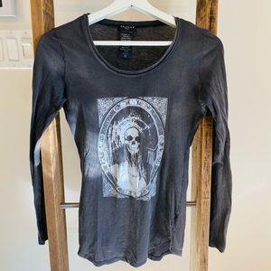 Talula skull shirt